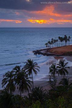 Praia de Lagoinha, Paraipaba, Ceará - Brasil