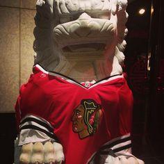 Go Blackhawks! #neoconography instagram.com/p/aUjJXEvYnY/ = From @loftwall