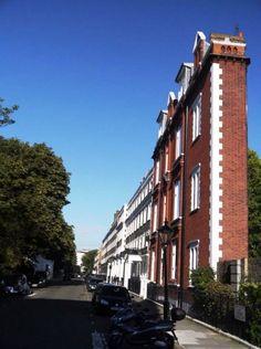 Casa Delgada(Fina), Londres