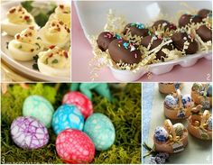 Easter Round-up:Dinner, Dessert, Decorations and more
