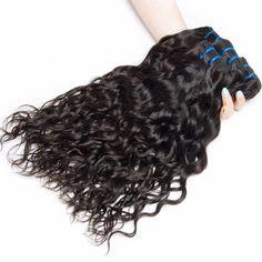 Unprocessed Wholesale Virgin Malaysian Italy Wave Hair, #malaysianhair #wavyhair weave.