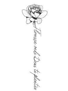 Mini Tattoos, Rose Tattoos, Body Art Tattoos, Small Tattoos, Sleeve Tattoos, Hip Tattoo Designs, Family Tattoo Designs, Floral Tattoo Design, Leg Tattoos Women
