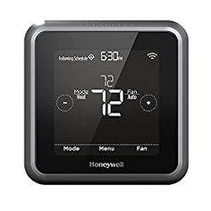 Best Smart Thermostat: Honeywell Lyric vs Nest vs Ecobee vs OneLink | Safe Smart Living Nest Thermostat Review, Home Thermostat, Best Smart Lights, Heat Pump System, Home Technology, Works With Alexa, Home Automation, Smart Technologies, Smart Home