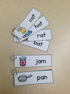 Pre-K Literacy: Rhym