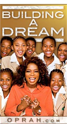 The Oprah Winfrey Operating Foundation  This foundation was set up in January 2007 to give money exclusively towards operating the Leadership Academy for Girls in South Africa.
