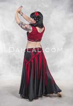 Details about  /Thobe or Kaftan used for Belly Dance Gypsy Tribal Fusion Belly Dance ATS
