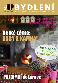 Bydlení - FlyUp.cz - 06 Magazines, Beef, Food, Design, Journals, Meat, Essen, Meals, Eten