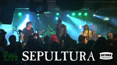 produced by RealLive TV for d'OPK Courtesy of Sepultura US Inc/ MusiConsult Network Sepultura Recordings are released by Nuclear Blast Germany Sepultura live. Germany, Live, Concert, Deutsch, Concerts
