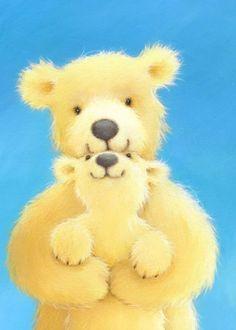 Cuteness Overload: Bear Illustrations by Alison Edgson Illustration D'ours, Illustration Mignonne, Cute Cartoon Animals, Bear Cartoon, Animal Drawings, Cute Drawings, Art D'ours, Image Halloween, Bear Paintings