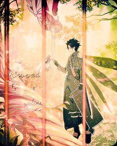 Sword Art Online  Source: http://sparkofshadows.deviantart.com/art/Sword-Art-Online-343666206