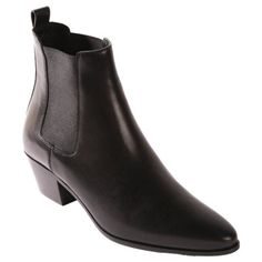 Style - Minimal + Classic : Saint Laurent Rock Chelsea Boot