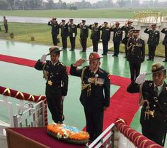 Gen Bipin Rawat #COAS paid homage at the Martyr's Memorial http://Nepal.pic.twitter.com/O91AErun6R #IndianArmy #Army