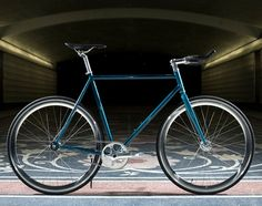 STATE BICYCLE CO. – JEMSON FIXED GEAR BICYCLE