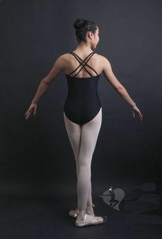 Dospívající balet Tank Leotard Ballet Triko pro dívky Dancewear Dance  Leotard Ballet triko pro ženy 8adec2d14a