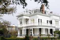 New Orleans Garden District Mansion for Sale | The Most Expensive New Orleans Homes for Sale