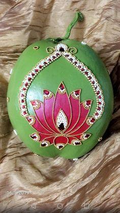 Desi Wedding Decor, Indian Wedding Decorations, Wedding Crafts, Arabic Bridal Mehndi Designs, Engagement Mehndi Designs, Umbrella Decorations, Flower Decorations, Coconut Decoration, Free Hand Designs