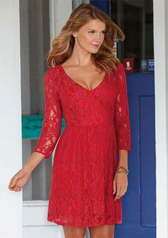 Shania Lace Dress