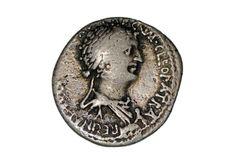Moneda de Marco Antonio