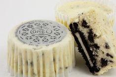 Oreo Cookies and Cream Cheesecakes Recipe