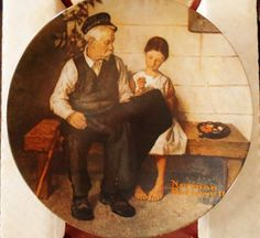 The Lighthouse keepers Daughter 1979 Knowles China by junkgal98