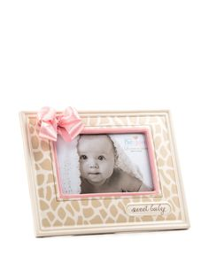 Shop today for Nat & Jules Baby Giraffe Picture Frame & deals on Baby…
