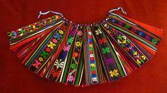 Детска завеска от Монтанско / Child's back apron from Region of Montana