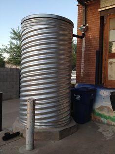 Culvert Cisterns for Urban Settings