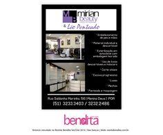 Publicidade Mirian Beauty & Léo Penteado
