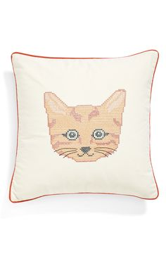 A pillow for the cat lover | Bedding