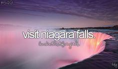 Bucket list, before i die ♥ Went there as a child but, love to do it all over again DONE APRIL 2016