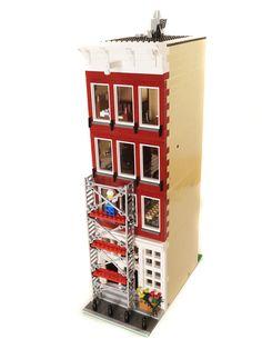Amsterdam Gift Shop - Lego Modular Building #1