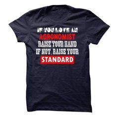 Agronomist T Shirts, Hoodies Sweatshirts. Check price ==► https://www.sunfrog.com/LifeStyle/Agronomist-56150712-Guys.html?57074