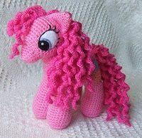 Anleitung für ein gehäkeltes Pony