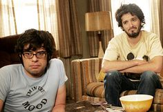 Bret McKenzie + Jemaine Clement = Flight of the Conchords