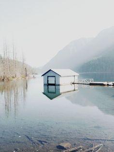 lakefront | Buntzen Lake, BC
