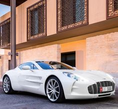 Aston Martin One 77 #CarFlash