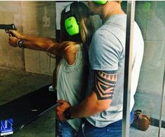 Going to do this with my Girlfriend sometime, at least I can shoot better than her <3 Love you Elise.
