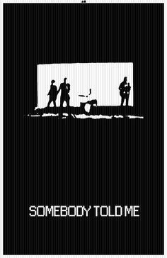 somebody told me, the killers