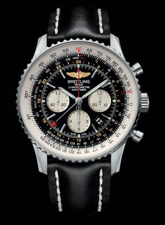 Navitimer GMT – Breitling – Instruments for Professionals