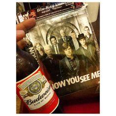 #nowyouseeme #moviemarathon #dvd #movie #budweiser #philippines #バドワイザー #映画 #フィリピン