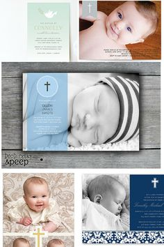 Musings by Candace Jean: How I'm Hopefully Going to Design Christening Invitations