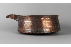 RTO. WITHDRAWN: A Mamluk copper pouring vessel, Egypt or Syria, 16th century, with inscription ba