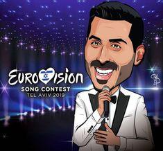 90 Kobi Marimi Rising Star Ideas Eurovision Song Contest Eurovision Songs Eurovision