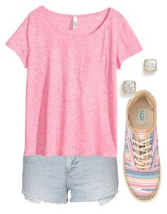 """"""""""" by simplylovelyruru ❤ liked on Polyvore featuring Topshop, H&M and UGG Australia"""