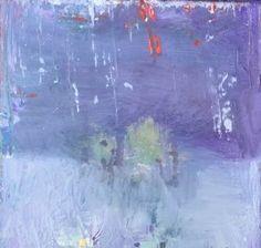 "Saatchi Art Artist Karin Aherne Jansen; Painting, ""Grey Landscape"" #art"