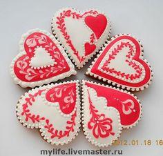 Valentine's day cookies idea