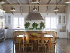 James Michael Howard » East Hampton kitchen inspiration