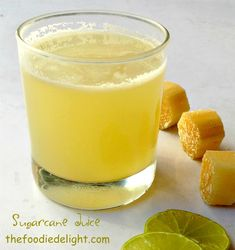 Homemade Sugarcane Juice -  Recipe by The Foodie Delight