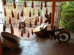 Shebeen Props with Beer Bottle Curtain 21st Party, Out Of Africa, Beer Bottle, My House, Party Ideas, Event Ideas, Wedding Inspiration, African, Curtains