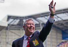 GOODBYE SIR ALEX Manchester United manager Alex...